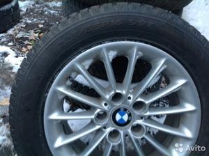 Диски на BMW на 16