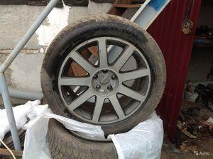 Колёса 245/55/18 для Audi A8