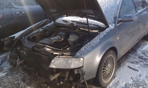 Audi А6 2001 АКПП 2,4