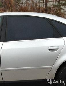 Дверь задняя левая на Audi А6 С5 седан