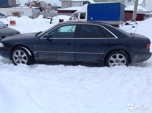 Запчасти Разборка для Audi А8 1995-2001 г.в