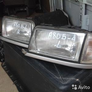 Фары на Audi 80 B4