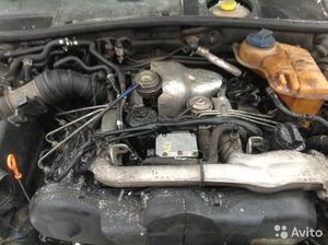 Двигатель дизельный AFN для Audi А6 C5