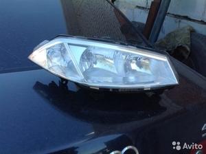 Фара правая Renault Megan 2