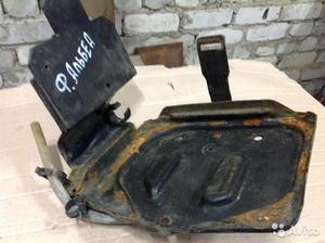 Подставка для аккумулятора на Fiat Albea