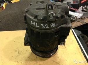 Компрессор кондиционера Mersedes ML 320