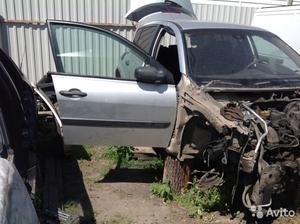 Дверь передняя правая на Renault Megan 2