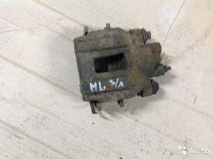 Суппорт зад. левый на Mersedes ML 3.2 1997
