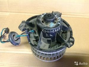 Мотор печки на Крайслер Вояжер 2001 -2005 г. в