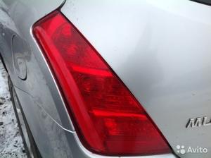 Задний левый стоп Nissan Murano 2005 г.в