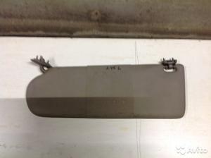 Козырёк солнцезащитный левый для Ауди 100 С4
