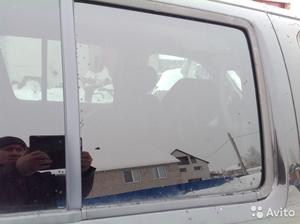 Стекло двери зад. пр. на Nissan Pathfinder 2005 г