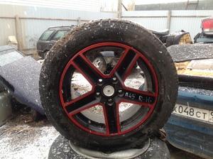 Диски литые на Audi, Wolksvagen R 16