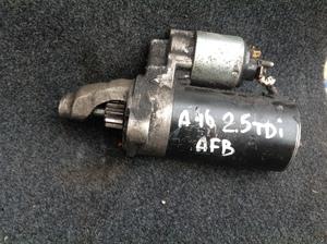Стартер для AUDI А 6 С 5 (горбатая)