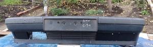 Передний бампер BMW Е34