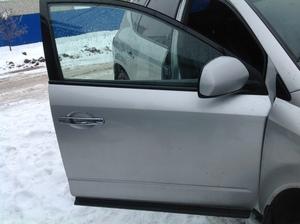 Дверь передняя правая на Nissan Murano 2003