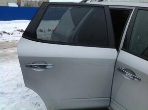 Дверь задняя правая на Nissan Murano 2003