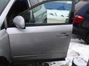Дверь передняя левая на Nissan Murano 2003 г.в.