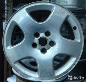 Диски колёсные на Audi A6, F8