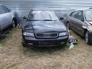 Audi A4 1997 МКПП, АКПП 1,8 и 2,0