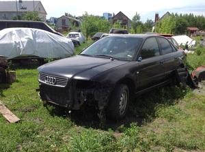 Ауди а6 1999 МКПП 1,6