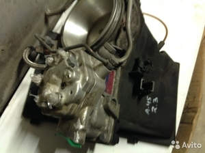 Дозатор на Ауди100 С4 двигатель 2.3
