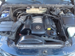 Двигатель для Mersedes ML 320