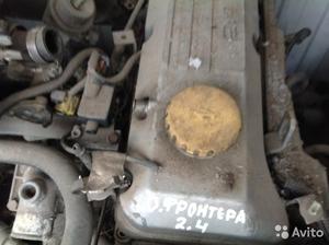 Двигатель на Opel Frontera 1991-1996 г