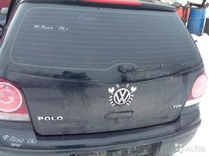 Крышка багажника для Volkswagen Polo 2008 г. унив