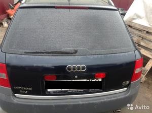 Крышка багажника на Audi Allroad 2000-2004 г. в
