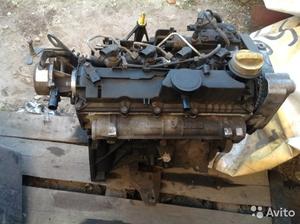 Двигатель для Рено Меган 2