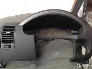 Панель щитка приборов на Nissan Pathfinder 08 г