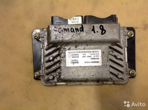 Блок управления на Иран Кондро Саманд 1.8