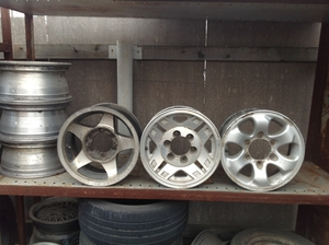 Mitsubishi pajero Диски колёсные для  на 15