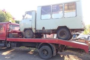 УАЗ фургон