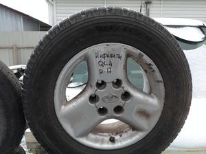 Колёса для Infiniti R 17