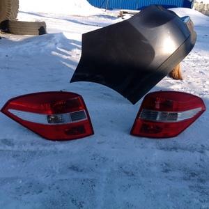 Задние стоп-сигналы для Renault laguna универсал 2008 г.в.