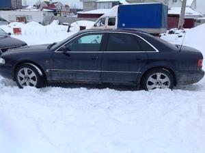 Audi A8 1997 г.в.