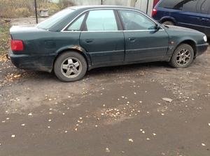 AUDI A6 1996 г. 193 л.с. Бензин