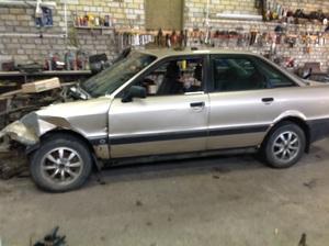 Audi 80 1989 г. в. Двигатель 2.0 (3А)